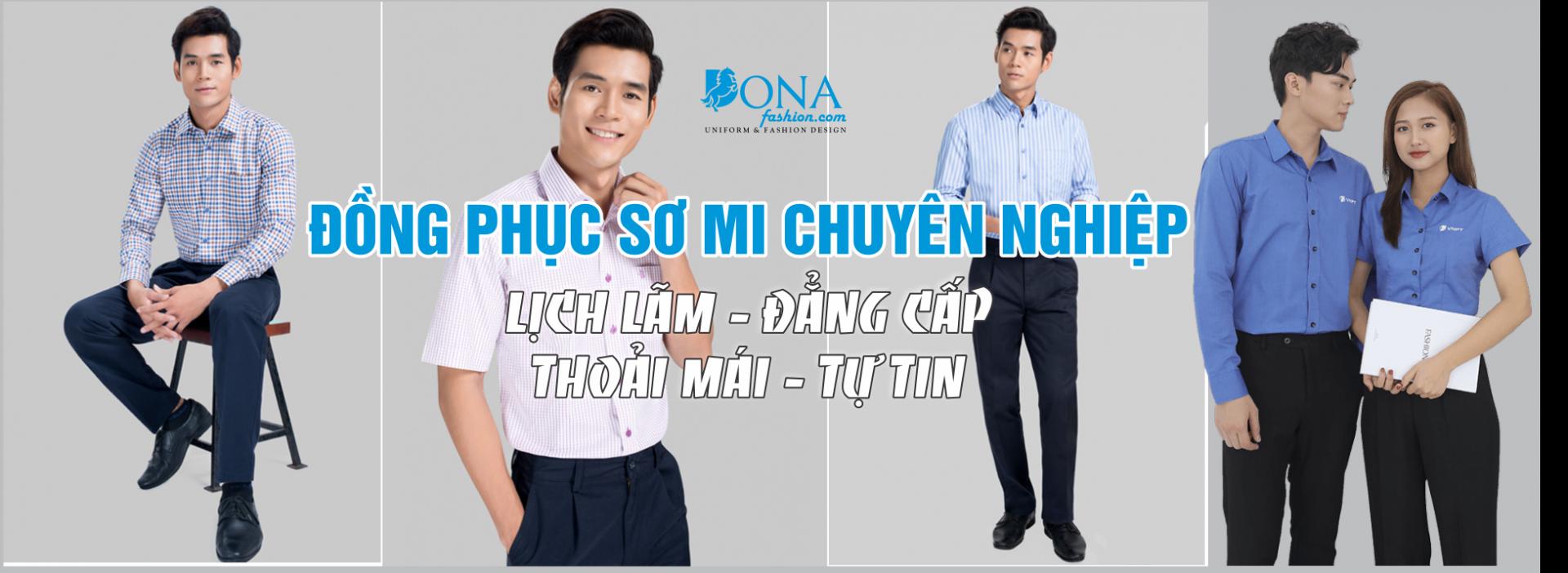 may dong phuc so mi van phong tai dong nai